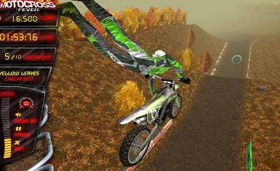 Motocross Fever Game