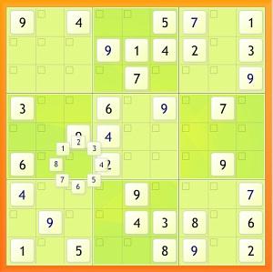 Jeu de Sudoku
