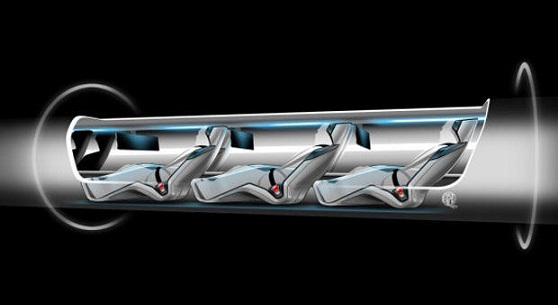 Hyperloop: elon musk's project