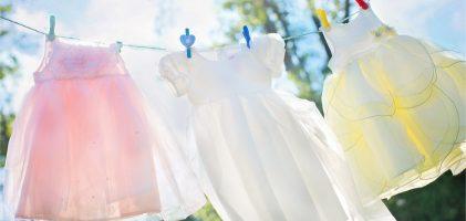 Comment enlever les taches sur les vêtements