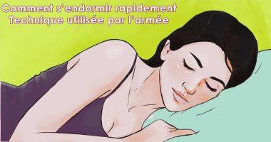 comment s endormir facilement